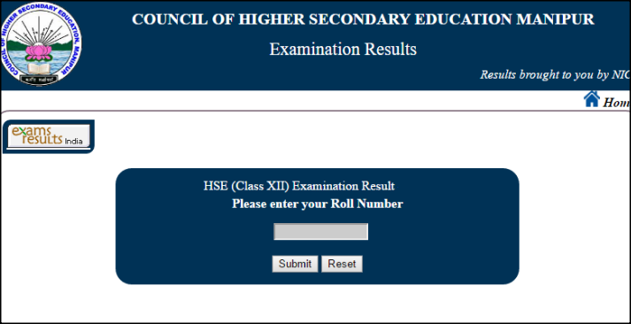 Manipur Board HSE Result