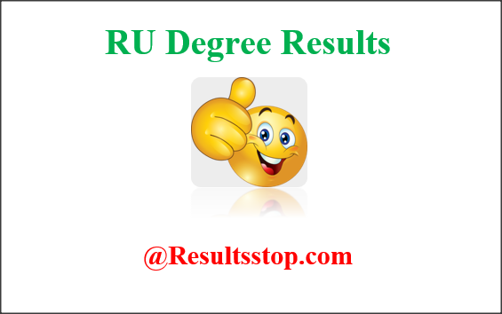 Rayalaseema University Degree Results