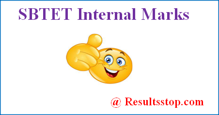 AP SBTET Internal Marks, TS SBTET Internal Marks