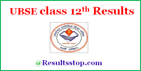 Uttarakhand 12th Result 2018, UK Board class 12th result date 2018