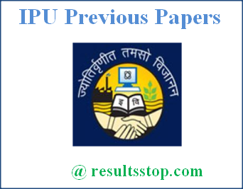 IPU CET Question Papers, IPU CET Question Papers, IP University Previous Papers, IP University Previous Question Papers