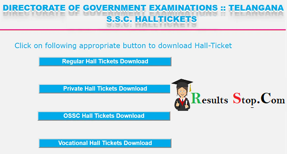 TS-SSC-Hall-Tickets