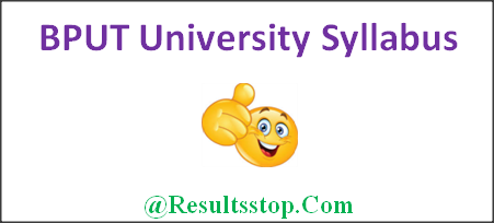 BPUT University Syllabus 2018, BPUT University BA, B.sc, B.com, M.A, M.Com, M.Sc Syllabus, BPUT Syllabus