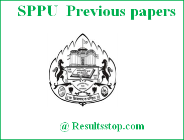 Savitribai Phule Pune University previous question papers, Unipune previous question papers, Pune University previous papers