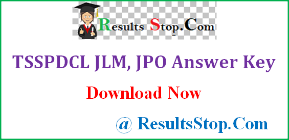 tsspdcl-jlm-answer-key