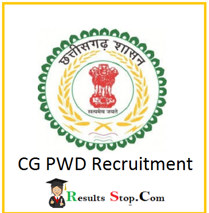 CG PWD Recruitment
