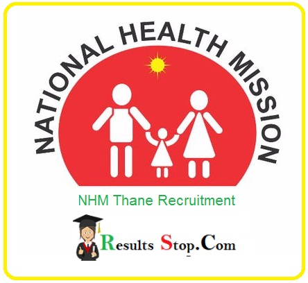 NHM Thane Recruitment 2020