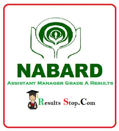 NABARD Assistant Manager Result