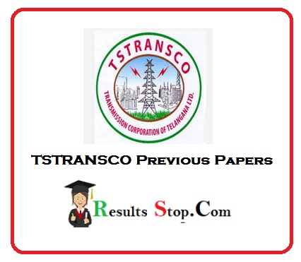 TSTRANSCO Previous Papers