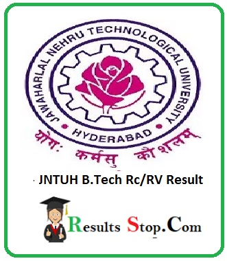 JNTUH 3-1 Rc/RV Result